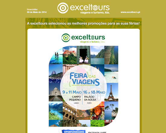 Exceltours - Newsletters