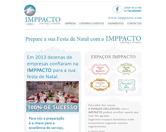 Imppacto - Newsletters